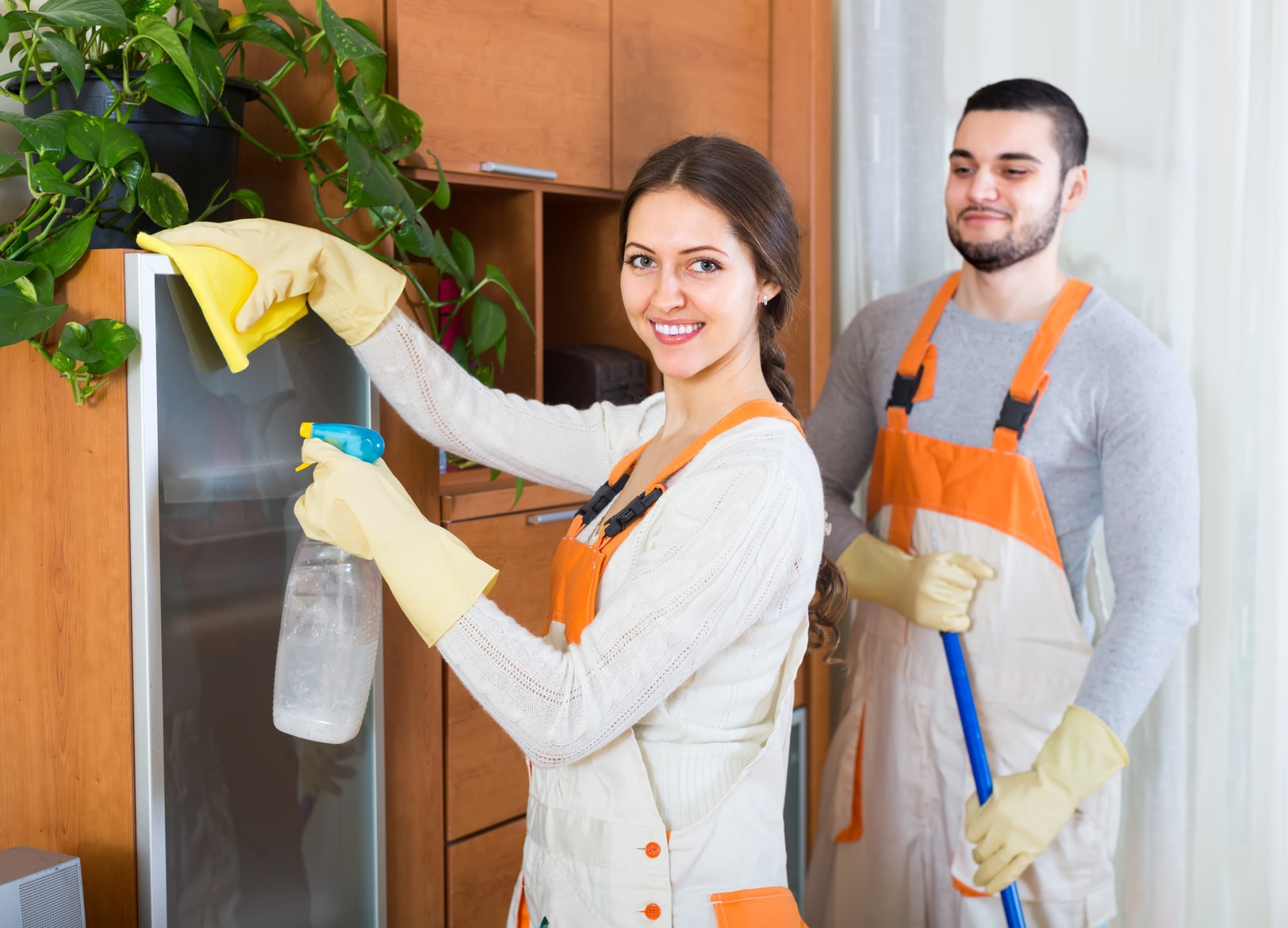 Limpezas Domésticas | Companhia das Limpezas